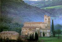 Abbey of S. Antimo