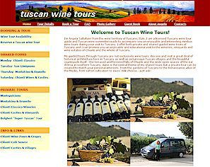 Tuscan wine tours