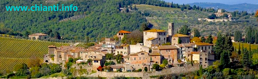 Tourist information about Chianti Italy